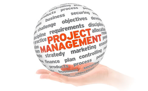 project management header