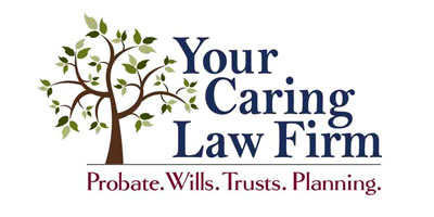 your caring law firm logo