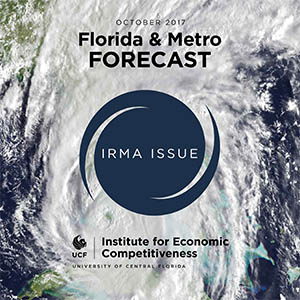Florida Metro Forecast Report Irma cover