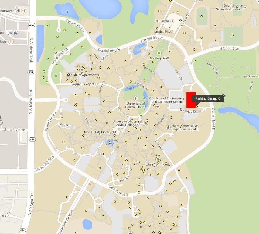 University Of Florida Location Map.Directions College Of Business