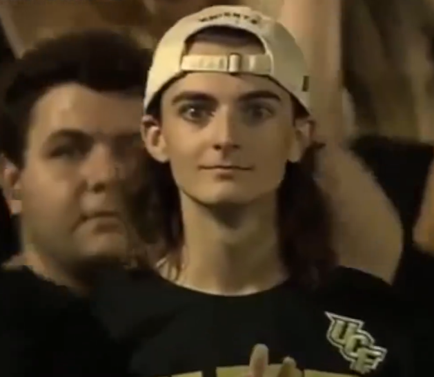 Is The UCF Stare-Down Kid Really a Thing?