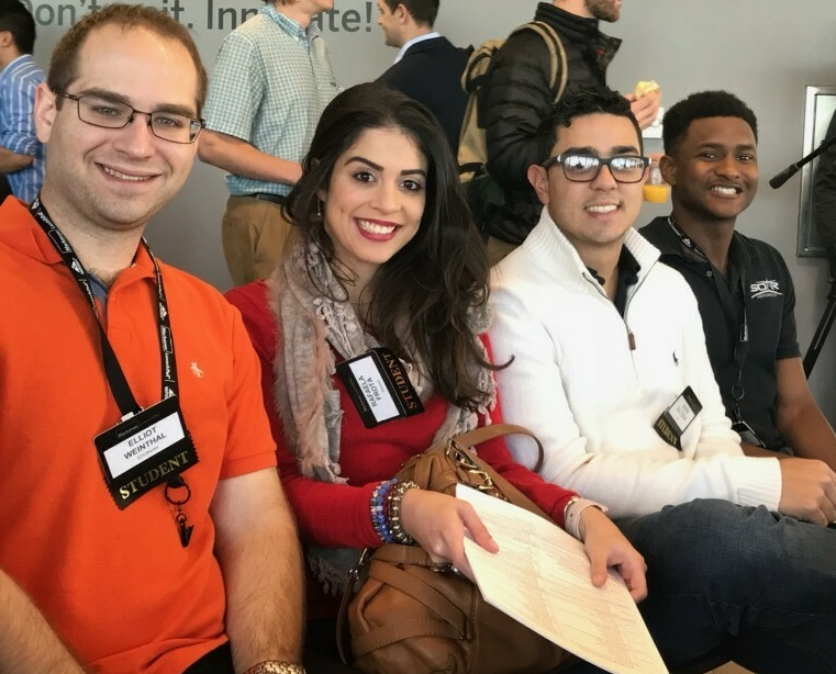 Three UCF Student Ventures Join Blackstone and Techstars in NYC Training Camp
