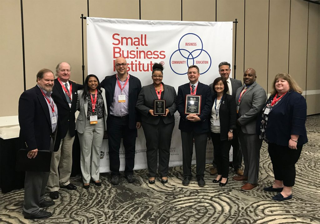 UCF MBA Students Win National Honors at Small Business Institute Competition