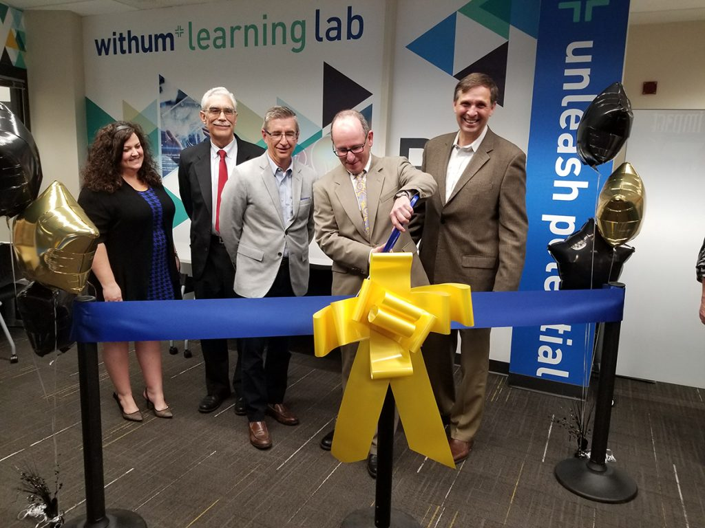 Withum Gift Takes UCF Accounting Lab from Drab to Fab