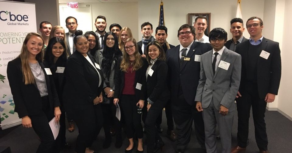 Financial Management Association Gets UCF Business Students Career-Ready