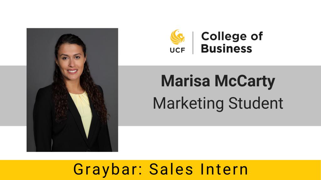 Inspiring Interns: Marisa McCarty