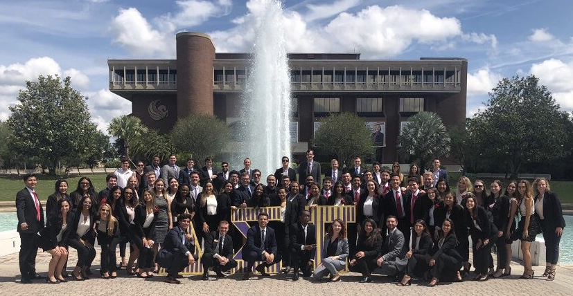 Delta Sigma Pi Shapes the Next Generation of Business Leaders