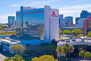 Marriott Downtown Orlando