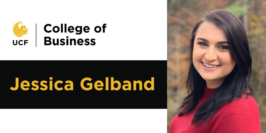 Student Spotlight - Jessica Gelband